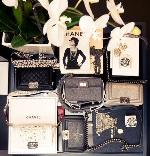 Chanel Paris- Bombay, Pre-Fall 2012/2013