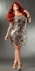 afrobella:  The Hottest Holiday Dresses of 2011