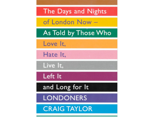 #nowreading Londoners by Craig Taylor.  Leave it to a Canadian to do the most un-British thing ever and actually talk to people.  Great review here.