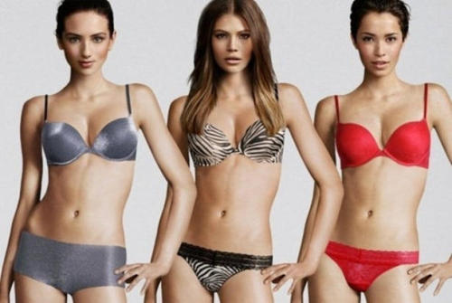 "sirlowkey:  Swimsuit models with flawless bodies are apparently not picture perfect enough to help sell garments on H&M websites.  The global retailer from Sweden ignited some controversy this week when Swedish newspaper, Aftonbladet, reported the trendy fashion company was using virtual computer-generated human figures on its site to model lingerie and swimsuits. The virtual figures had real models' heads digitally attached in post-production which gave the image a very realistic human appearance. The giveaway clue that these models were not entirely flesh and blood was the robotic identical hand position on their hips. A national advertising watchdog was quick to denounce the company for ""creating unrealistic physical ideals,"" and demanded the company ""find someone with both body and face that can sell their bikinis."" H&M defended this practice in a statement sent out to all their offices around the globe, including Toronto, stating that these virtual mannequin pictures are not the only images used on their e-commerce site but real life models and still life pictures are also used. A section on the site called the Dressing Room allows customers to select a garment and have it modelled on one of these virtual mannequins. It should be noted, in a nod to racial diversity, one of these non-human models is black. Extreme Photoshopping in advertising is increasingly becoming controversial, recently forcing companies like Nordstrom's and Ann Taylor to acknowledge their over-enthusiastic retouching of images on their websites.  But some fashion companies like Canadian retailer Jacob recently announced they hope ""to reverse the trend in digital photo manipulation that has become excessive in our industry."" The Montreal-based company no longer retouches the model's body in their ads for clothing and lingerie. H&M acknowledged that the real models whose heads they used were ""well aware of how we are using them to show our items."" But how will this affect the modelling industry if more retailers adopt this kind of virtual reality? ""From an agent's and a model's point of view, it could mean less revenue,"" says Brandon Hall, an agent at Toronto agency Sutherland Models. If only a model's head is being shot, it cuts down on the booking time, and there are no lengthy wardrobe, hair and makeup changes which can increase a model's hourly rate, he says. Also, since the model's facial expression never changes, the same image can be used over and over without additional fees. But Hall doubts H&M, a global retailer with deep pockets, is using this practice for budget reasons. Since the retailer is known for a rapid turnover — new merchandise arrives daily — this process could just mean cutting down on lengthy photo shoots and speeding up the production process of getting images up faster on the site, says Hall. ""They have essentially created a template."""