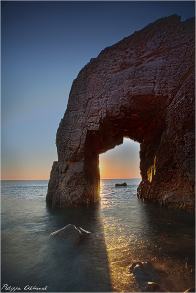 Quiberon's Door by ~Philippe-Albanel