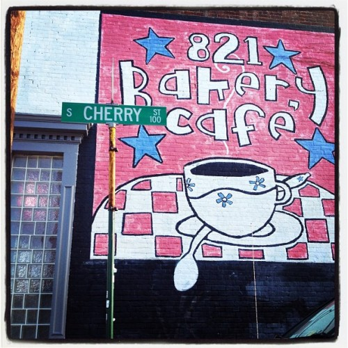 Best place to get breakfast ever.  (Taken with instagram)