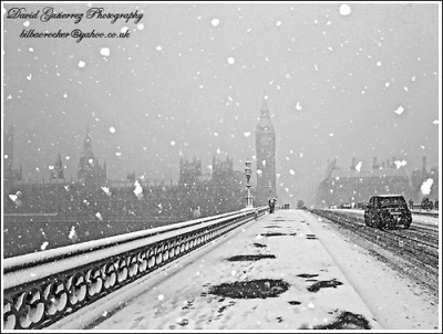London /  Snow Storm I (by david gutierrez [ www.davidgutierrez.co.uk ])