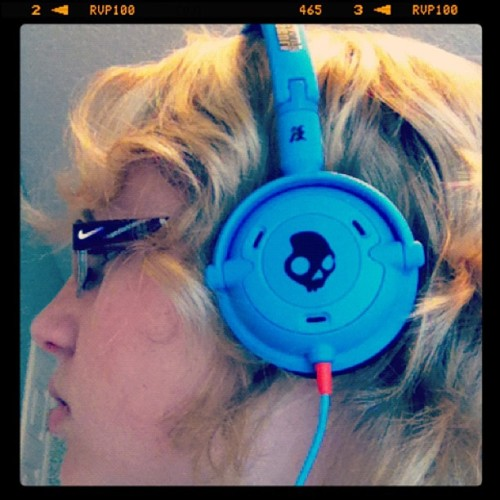 New headphones (Taken with instagram)