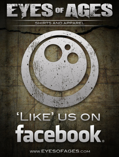 I realized we need more facebook fans so please click on this picture and 'Like' us on facebook!