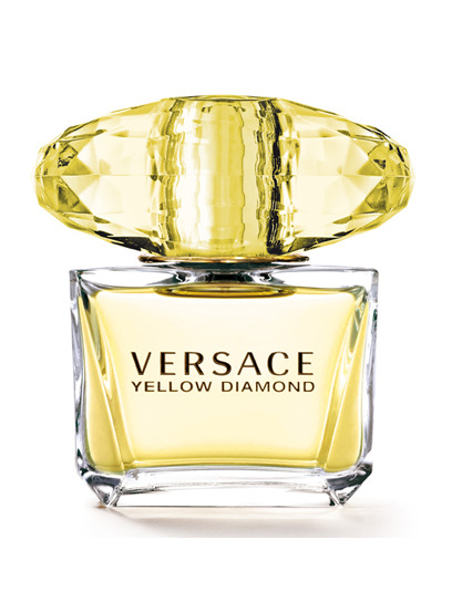 Here's one for the wish-list: Versace's Yellow Diamond fragrance is sure to have you feeling extra glam this holiday season. See more glittery beauty picks in our gift guide here »