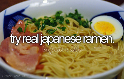 We should go for another Ramen-trip soon!