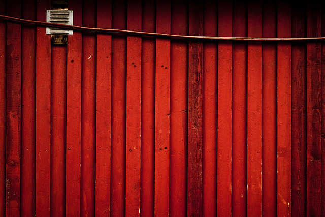 Red Wall Revised on Flickr.