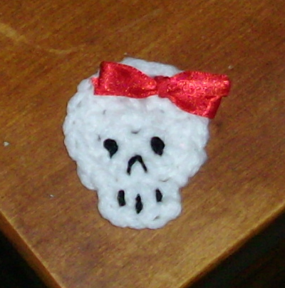 Just made this little fella from this pattern. Feel free to think it's brilliant.