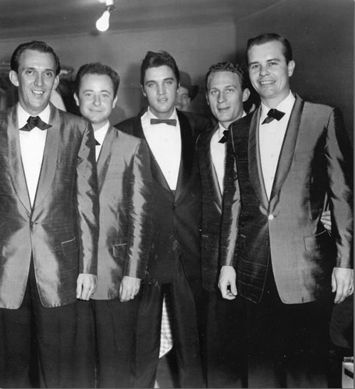 5to1:  Elvis presley & The Jordanaires