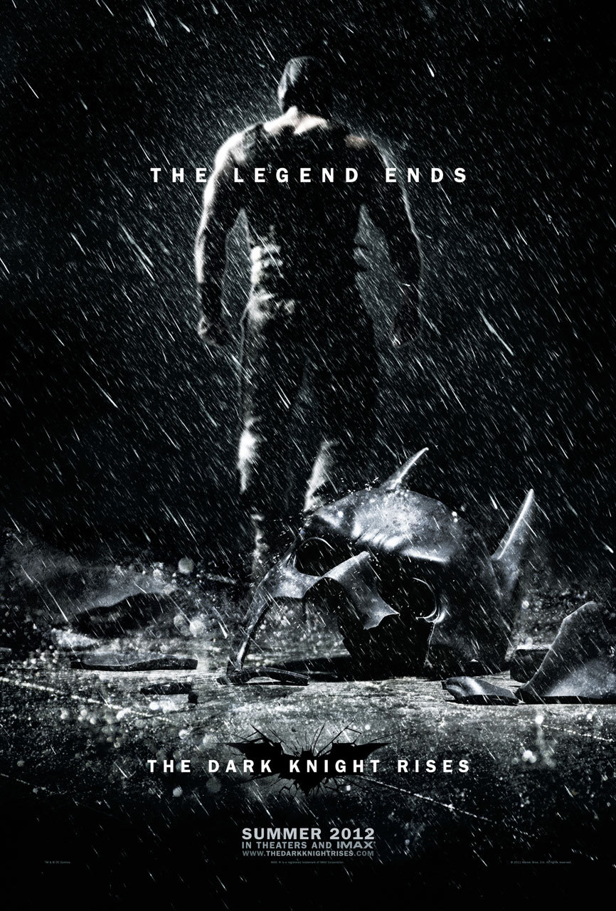 The new Dark Night Rises poster teases an asswhuppin'. Found this over at comingsoon.net