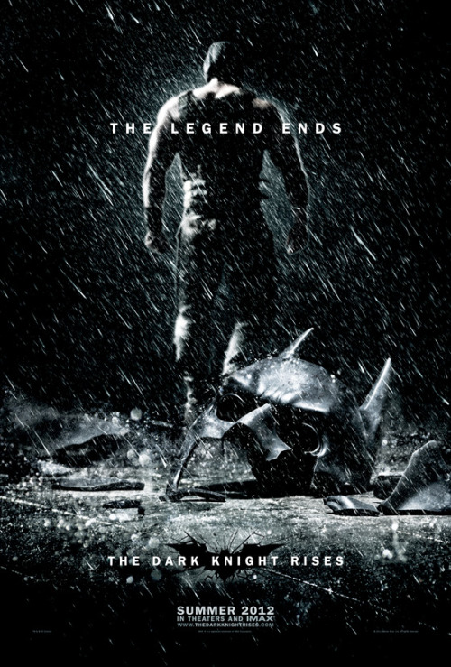 fuckyeahmovieposters:  The Dark Knight Rises