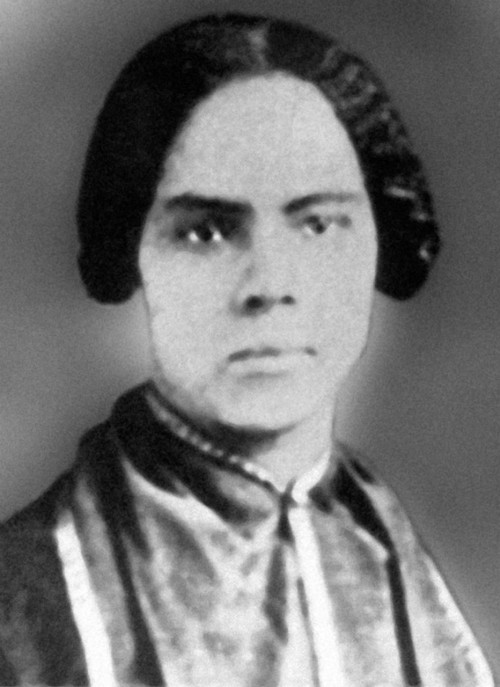 racismfreeontario:  Mary Ann Shadd (1823-1893) was a nineteenth-century educator, integrationist, suffragist and abolitionist. Mary is best known as the first black woman editor of a newspaper in North America. Mary opened the first integrated school in Canada and became the first female black lawyer in the United States. An advocate for the social and political integration of blacks into white institutions, Mary used her education and limited freedoms to fight for an end to racial oppression and slavery. After the passing of the Fugitive Slave Act in 1850, Mary decided to take her fight for integration to Canada. In 1851, Mary moved to Windsor, Canada, and opened a school for the children of black refugees. In 1853, in Chatham, Ontario, Mary established her own newspaper, the Provincial Freeman, in which she shared her views on the need for full integration, gender equality and racial parity and urged free blacks and fugitives to emigrate and settle permanently in Canada. During this period, Mary became the most outspoken anti-slavery activist in the province. Part of Racism Free Ontario's 100 People of Colour Spotlight. (via Mary Ann Shadd – Racism Free Ontario Initiative. See link for featured video.)