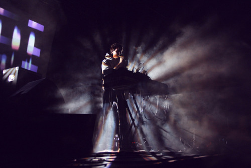 panda bear @ governors island 9/11/10 by REZFLICKS on Flickr.I told you he is a god
