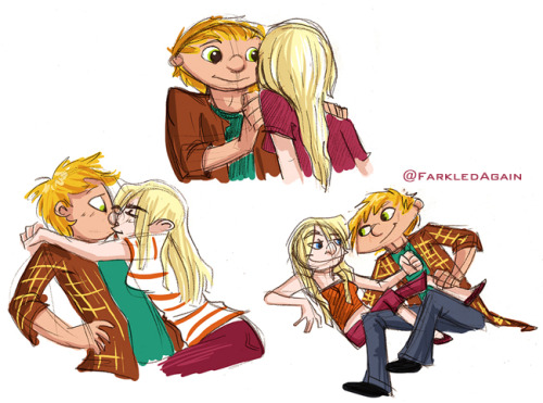 farkledagain:  How obvious is it that I love them?  I love them.
