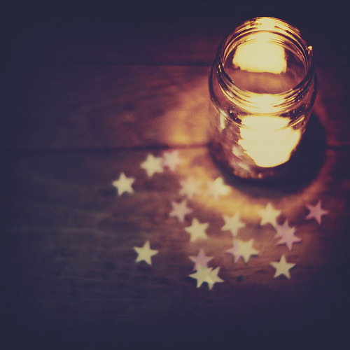 robot-heart:  starlight (by kirstinmckee)