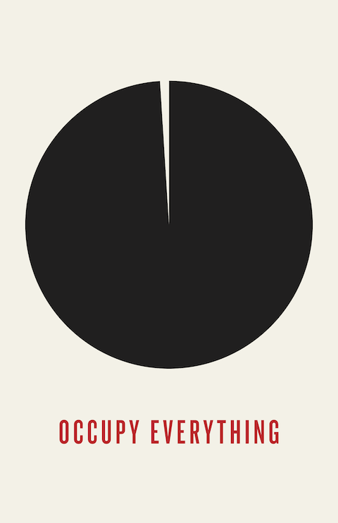 Site of the week: Occuprint.org(Poster by Colin Smith) Remember seeing that awesome all-posters issue of the Occupied Wall Street Journal? Occuprint.org made those. It came about in collaboration with the Occupy Wall Street Screen Printing Guild & offers really great posters made by artists from all over the movement. All of the posters are available to download for free.