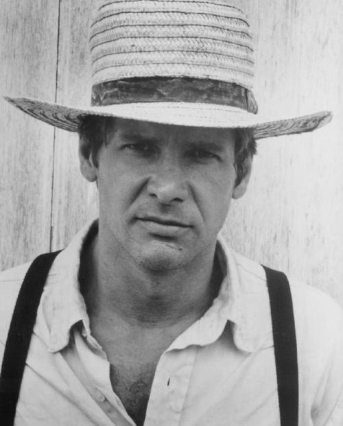 "Harrison Ford in ""Witness"""