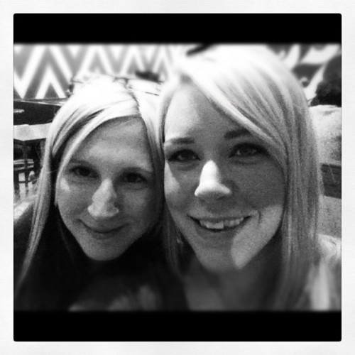 Me and my favorite girl :) (Taken with Instagram at Chicago Theatre)