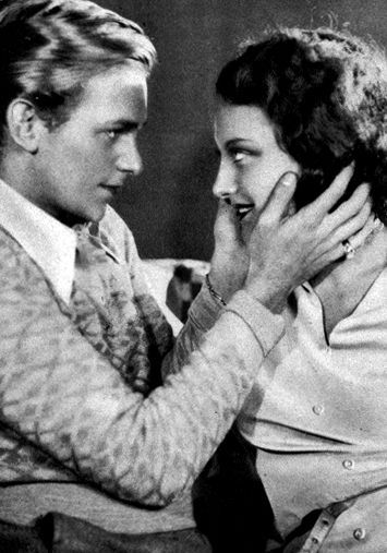 Joan Crawford & Douglas Fairbanks Jr.