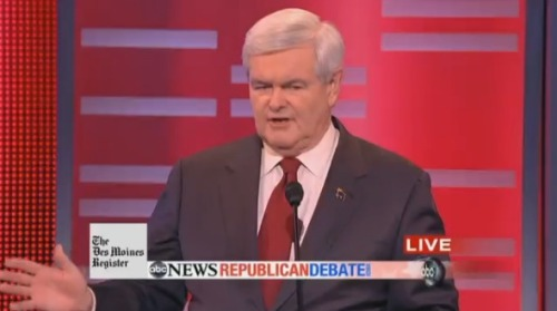 "Newt Gingrich's been getting grilled on a statement he made about Palestinians being an ""invented"" people — which he held up under heavy criticism. The initial statement, in case you missed it: ""Remember, there was no Palestine as a state - (it was) part of the Ottoman Empire. I think we have an invented Palestinian people who are in fact Arabs and historically part of the Arab community and they had the chance to go many places."""