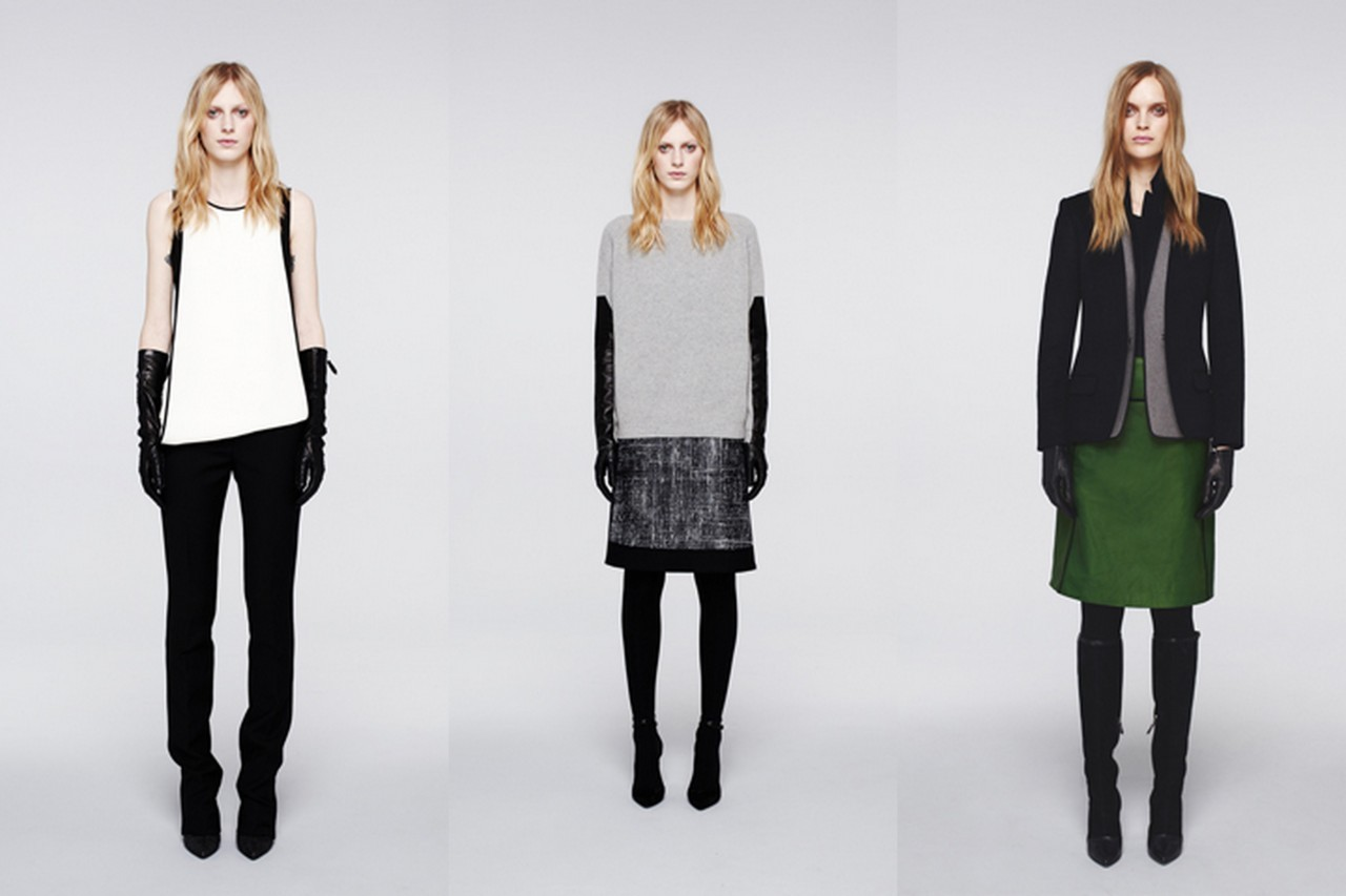 Reed Krakoff Pre-Fall 2012 This is fabulous.
