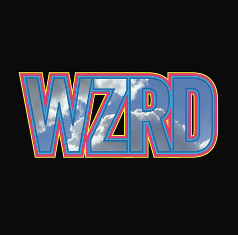"KiD CuDi touches the sky on the cover of WZRD, his alternative-rock project with producer Dot Da Genius. The G.O.O.D. Music rapper debuted the minimal artwork on Twitter, saying, ""simple, classic, iconic.""   The album, due January 30, (on his birthday… <3) features the lead single ""Teleport 2 Me."""