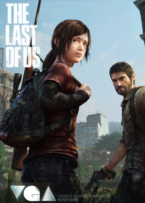 gamefreaksnz:  Naughty Dog announces 'The Last of Us' The first big reveal at the SpikeTV VGAs was Sony's new PS3 exclusive, The Last of Us.  ¿Ellen Paige + Nathan Drake? xDD