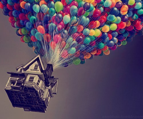 If this was my life and I could just float away.. ~geo