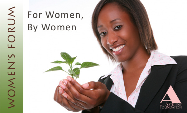 Astrient Foundation's Women's Forum