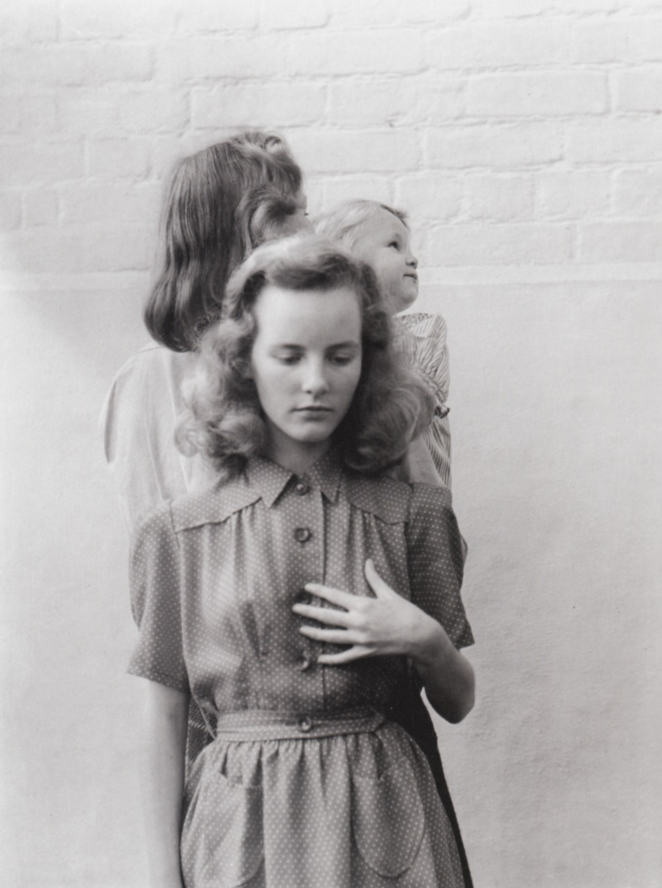 paperspots:  15-year-old Petula Clark in Vogue, 1947.