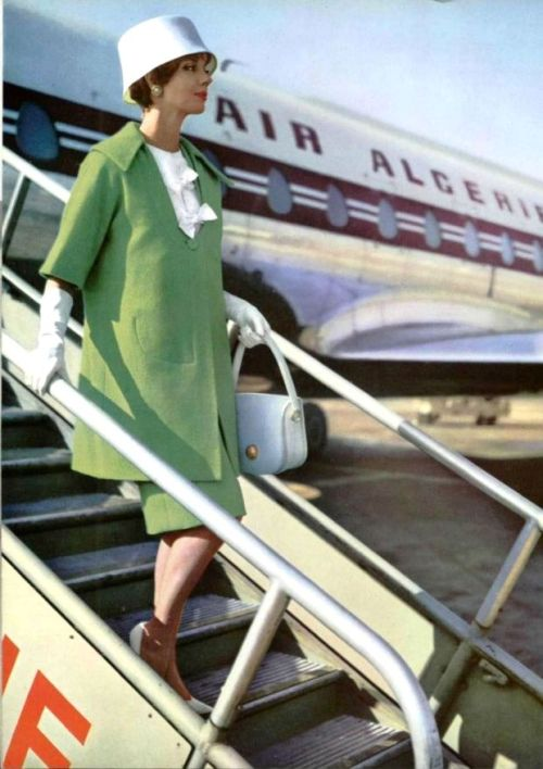 Gres Outfit - 1961 L'Officiel De La Mode - 469-470