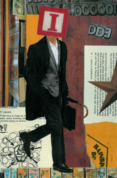 (via Collage No. 1 : 2010 - 2011 on the Behance Network) #art #collage