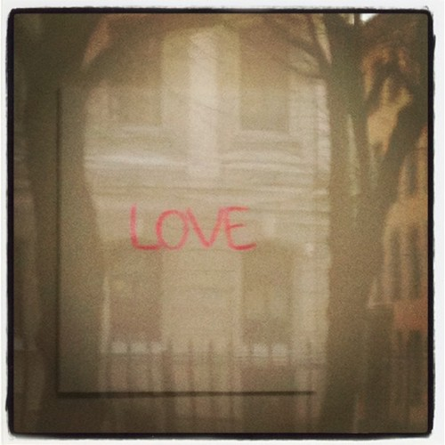 #love (Taken with instagram)