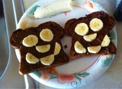 Happy toast, happy day. Good morning!
