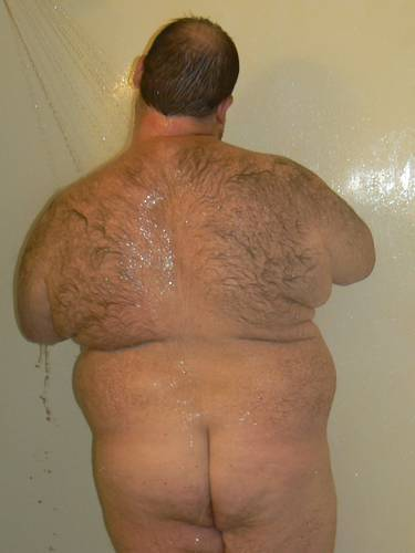 mikebigbear:  I love a meaty back  I think we know him.