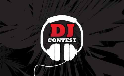 I made a logo and a poster for a DJ Contest. View the full project on my website.