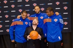 Elite Season this year. We coming for that ass. Tyson Chandler, Melo, Amare, Mike Bibby, Landry Fields, possibly Jamal Crawford. Its time.