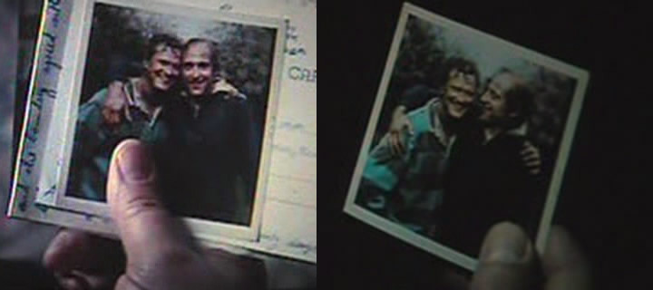 aokage:  Poor quality, I know, nothing better yet. Jim & Bill, flashback