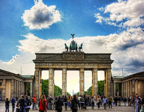 allthingseurope:  The Brandenburg Gate | Berlin, Germany
