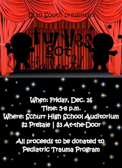 Come and support (: