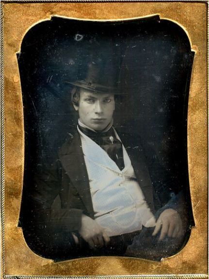 Hottie from 1850
