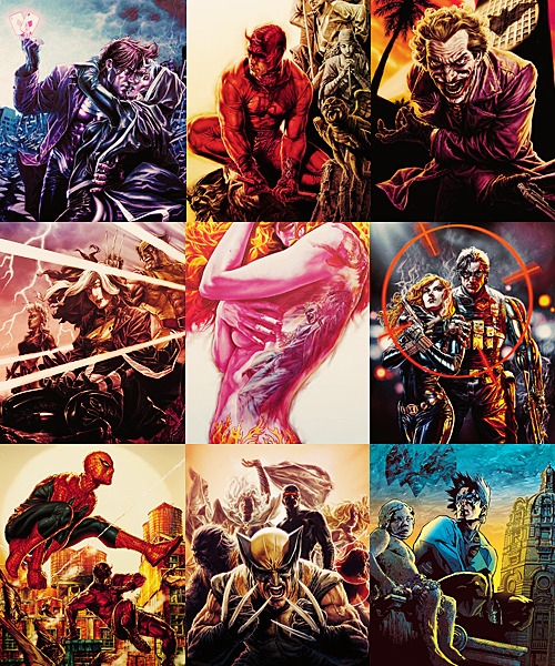 art appreciation → lee bermejo