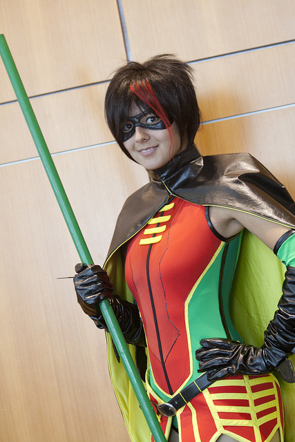 m-squaredphotography:  Robin (Ame-Comi Version) - Batman on Flickr.Via Flickr: You are welcome to share and download our photos for personal use only. When re-posting our photos elsewhere, please credit M-Squared Photography and provide our links below. Thank you!www.facebook.com/M2Photographywww.flickr.com/photos/m-squaredphotography/ ~ M-Squared Photography Team contact@m-squaredphotography.com