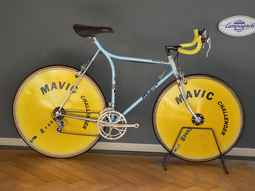 F. Moser TT bike, this is Original no replicas no copy (by VSB Vintage Speed Bicycles)