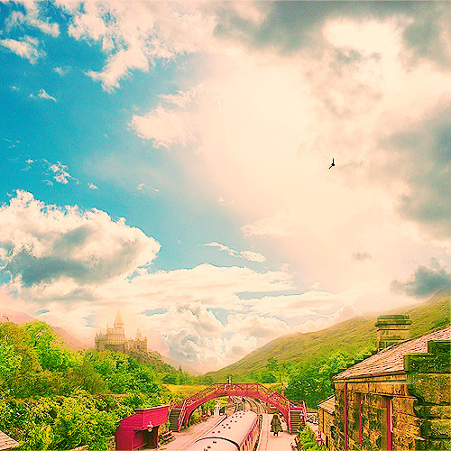 draconic:  Hogwarts will always be there to welcome us home.