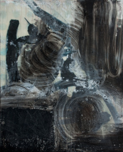 James Godman 111123 mixed media 53 x 43 inches 2011