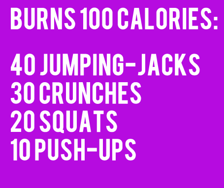 thatfitnessblog:  dontworry-behealthyy:  kandied-acid:  Just did this a few times, and i'm sweating up a storm. Haha. Do it (:  (via imgTumble) literally only took me less than one song -about 2 minutes :)