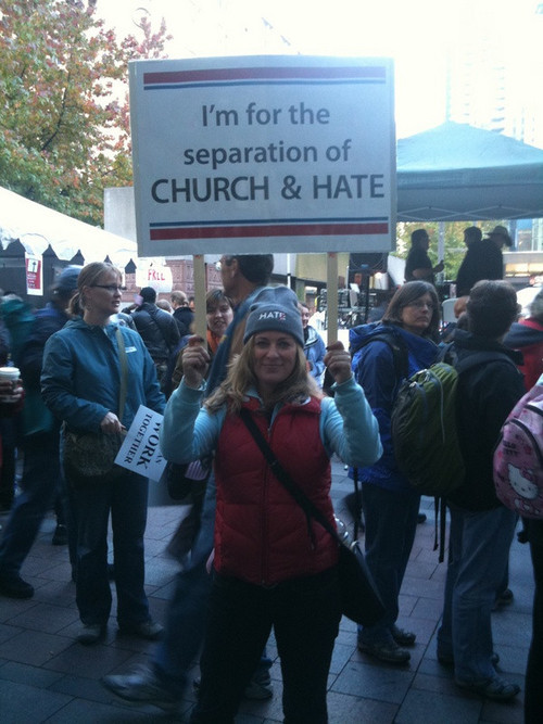 ih8religion:  This is from last year's Rally to Restore Sanity.  I found it going through my images and just really like the message. -Tyler