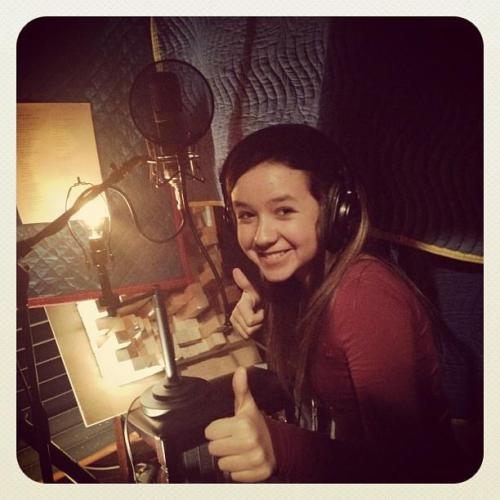 "maddians:  @maddijanemusic:  ""Here's a photo from recording in Nashville with @adamjamesfuller and @jessenemitz aka Kapatron"""